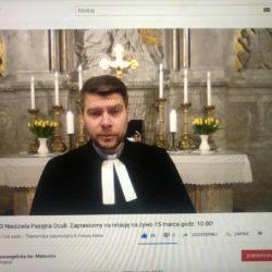 nabożeństwo on-line